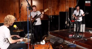 The Chemist – Silver & Gold Stripped Back Live In The Studio Image